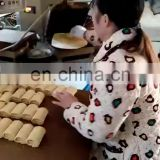New sale commercial sugar waffle cone maker ice cream roll machine