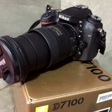New Cheap Nikon D7100 with 16-85 mm and Bundle camera