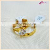 Latest Cheap Wholesale Gold Crystal Sample Wedding Ring Designs For Women                                                                         Quality Choice                                                     Most Popular