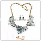 Wholesale china import american diamond necklace sets