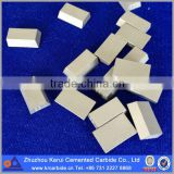 tungsten carbide tool tips for stone/marble/granite/quarry equipment