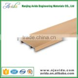 Cut to Length Baseboard Aluminium Wall Skirting