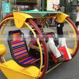 2014 funny park equipment for adults happy car