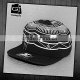 China cap factory custom wholesale 2015 new fashion full print bandana baseball snapback cap hat