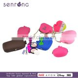 Custom Design Silicone Handbags/Silicone waterproof beach bag/Silicone Cosmetic Bag                                                                         Quality Choice                                                     Most Popular