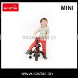 Rastar kid toy BMW MINI licensed 3 wheel shopping kid bike bicycle