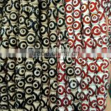 AB0568 Natural Tibetan Agate Eye Dzi Drum Barrel Beads,Dzi Tibetan Beads