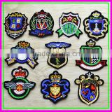 Small Trial Order Fashion Decoration Iron-on Or Sew-on Cheap OEM ODM Textile Embroidery Plastic Paillette Patch