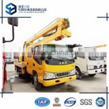 14 M High Altitude Operation Truck JAC High Work Platform Truck 4X2 Lifting Basket Working Truck