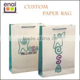 Delicate decorative handmade paper storage gift bag