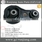 New Products!! OEM NO.DG80-39-040 auto engine mount & transmission mounts for Mazda 2 1.3L 2011-2013