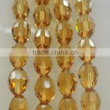 jewelry findings bezel settings and beads,faceted oval crystal beads