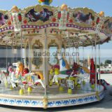 amusement park Luxury carousel