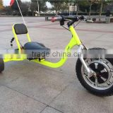 2015 new hot sale remarkable electric drifting trikes