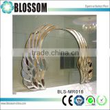 Unique design decorative wall-mounted dressing mirror                                                                                                         Supplier's Choice