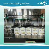 Automatic carbonated beverage can filling machine/carbonated beverage filling machine used