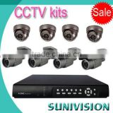 CCTV Manufacturer!!! Hot selling long range wireless cctv camera system for home supermarket parking lot