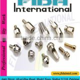 Dental Implant Dental Abutment Dental Drill Bit Dental Tissue Punch Dental Abutment Dental Irrigation Drill Dental Implants