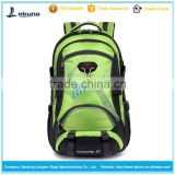Chinese trendy waterproof sport backpack shoe compartment of factory
