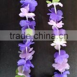 Hawaiian Leis Fashion Patry Supplier Flower Garland Hawaiian Luau Party Decoration Favor Seaside Birthday