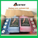Galaxy dx5 eco solvent ink/eco-solvent ink for epson Dx5/Dx4/DX7 printer head