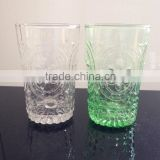 glass coffee cup glass cup decorations change color cup glass