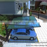 2016 Hot Sale modern carport in China
