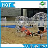 Good selling !!!football inflatable body zorb ball,human bubble ball,human hamster ball for sale