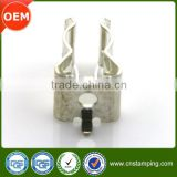 OEM brass connector terminal,good quality brass terminal pin,useful top brass pcb solder terminals