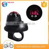 New design eyes ball fashionable bicycle air horn bike bells wholesale guangzhou