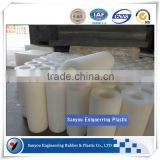 UHMWPE plastic high density polyethylene pipe