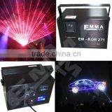 5w Mini Stage Light Laser Projecter Voice-activated Version Spotlight Sound/Music Active Dj Equipment for Club Party