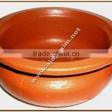 South Indian Traditional Clay Pot