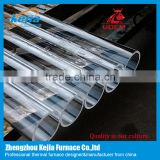 Customizable refractory high purity high-temperature pyrex glass tube