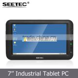 7 inch linux tablet pc External GPS support Windows CE 6.0 operating system PC659