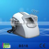 BS18 Japan mitsubishi diode lipo laser & cavitation rf with red led