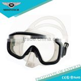 3d printing service fast printing rapid prototyping for custom scuba frameless dive mask mockup