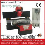 China heavy-duty cnc carving marble granite stone / aluminum machine high precision hot sale