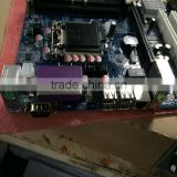 lga 1156 Motherboard Supported DDR3 Memory and core I3 I5 I7 Processor Motherboard , fully tested working good