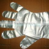 Disposable PE gloves, plastic gloves,long gloves