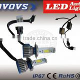 OVOVS Super Bright factory offer H4 led Headlight kit 12v 24v for Car Model h1 h7 h11 9006 for select