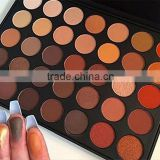35 color eyeshadow palette,magnetic eyeshadow palettes,private label eyeshadow palette