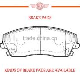 front axle brake pad back plate for CHRYSLER 300 saloon car