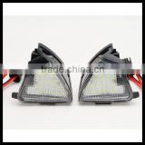 best selling items led puddle lights for vw golf 5 led side mirror puddle lamp