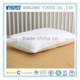 Supermarket hot sale siliconized ball synthetic polyester fiber pillow                                                                         Quality Choice
