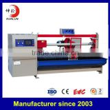 KUNLUN Factory PE, PVC film cutting machine