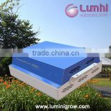 Lumini grow red blue color hydroponics agricultural greenhouse waterproof led grow light