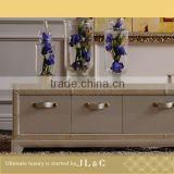 JH10-03 customed showcase living room tv cabinet in living room from JL&C furniture(China supplier)