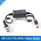 HD Coaxial Ground Loop Isolator HD CVI/AHD/TVI Video Balun BNC Male to Female Anti-jamming
