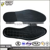 OEM ODM top quality Rubber Outsole Material and Men Gender business casual shoe sole with EU size 38-44